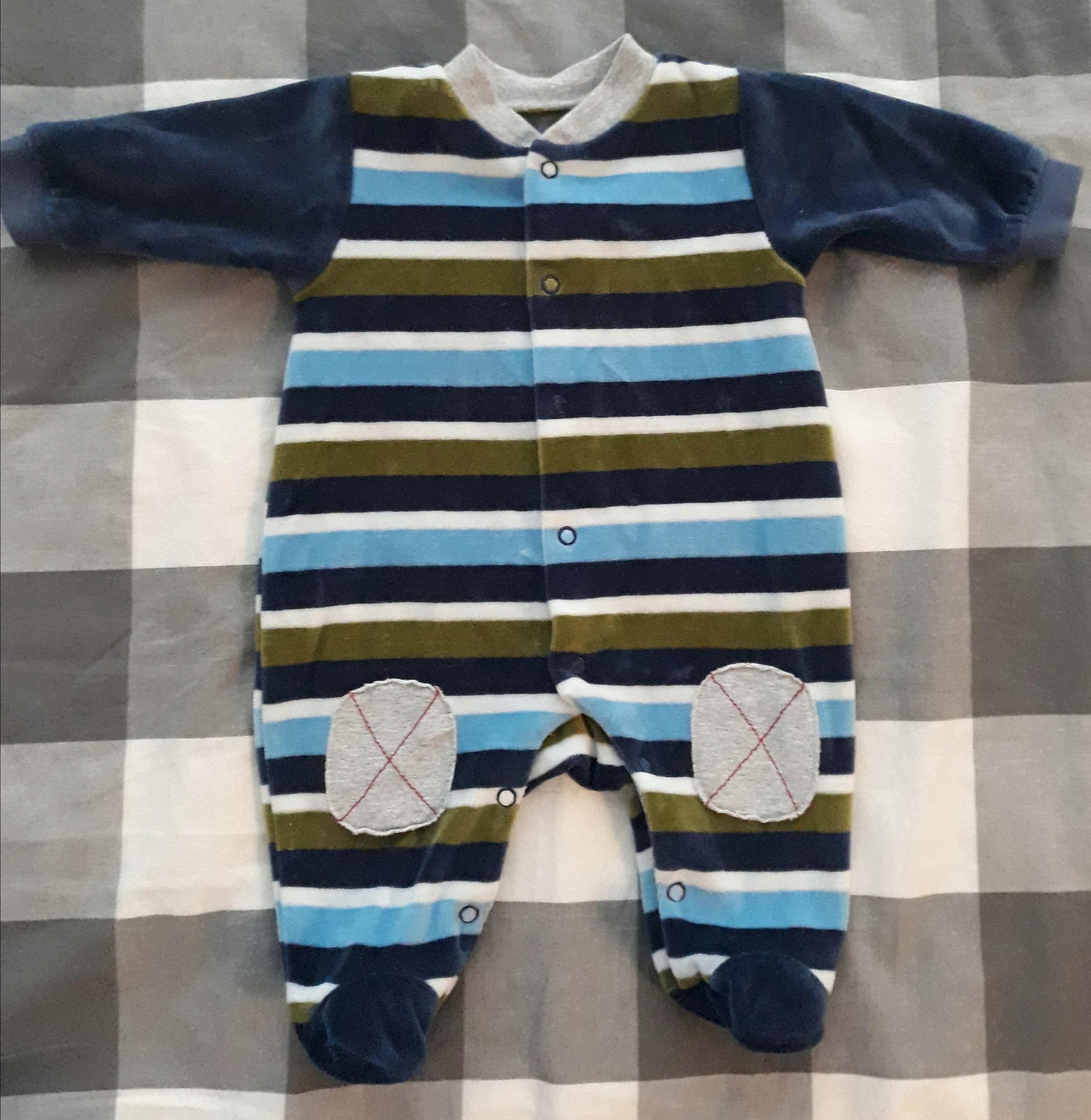 80a4da9ea3 Pajacyki  body dla niemowlaka 4 szt - 7419985457 - oficjalne ...