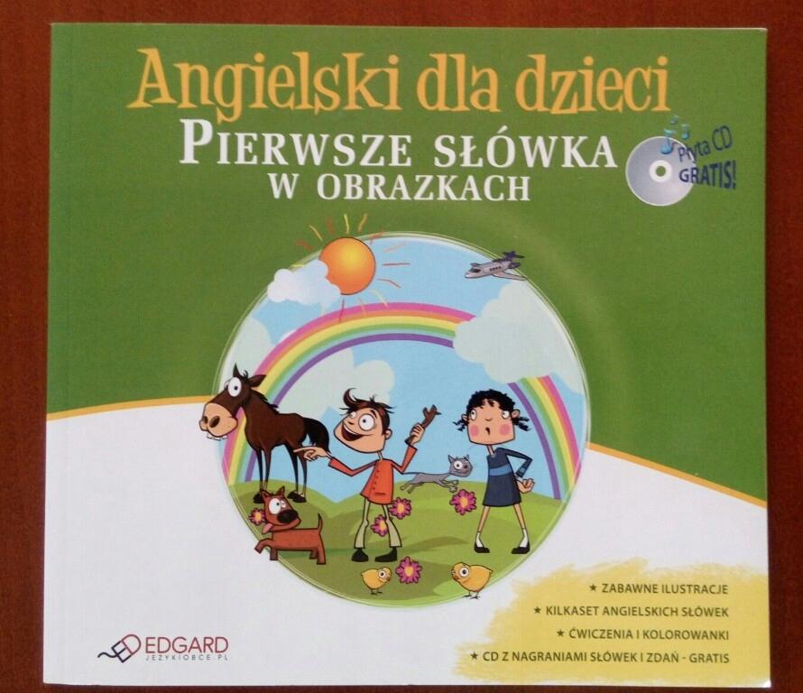 Angielski Dla Dzieci Pierwsze Słówka Cd 7492986160