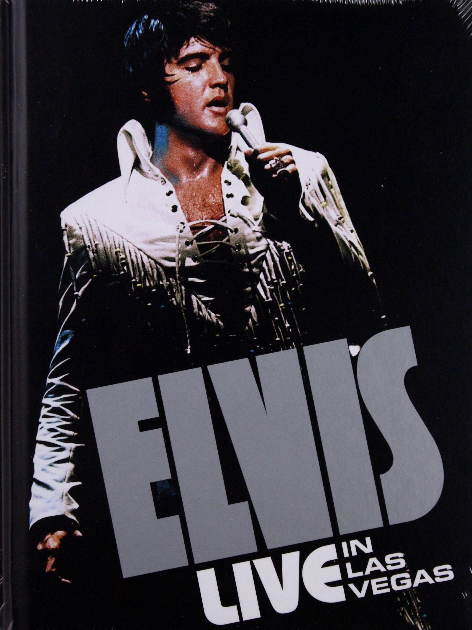 ELVIS PRESLEY: LIVE IN LAS VEGAS (4CD)