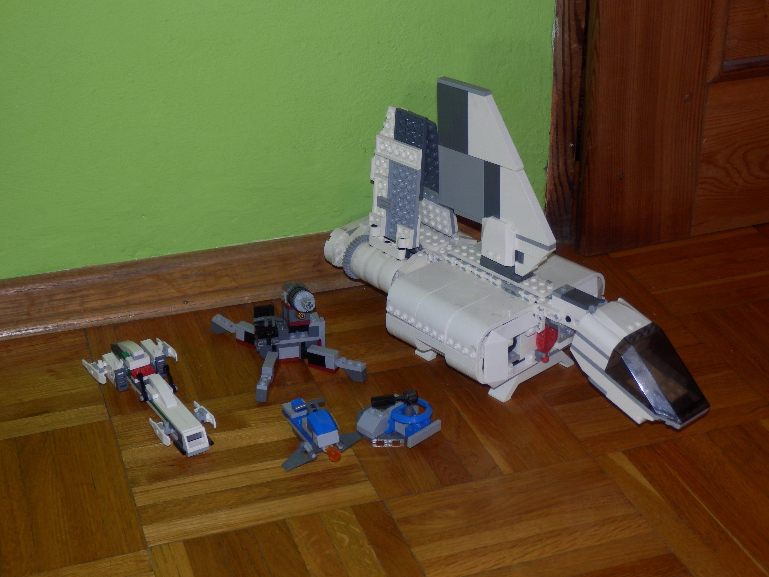Lego Star Wars Zestaw Klony I Szturmowcy 7073974783 Oficjalne