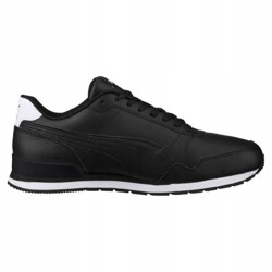 r 44,5 BUTY PUMA ST RUNNER FULL LEATHER WHITE