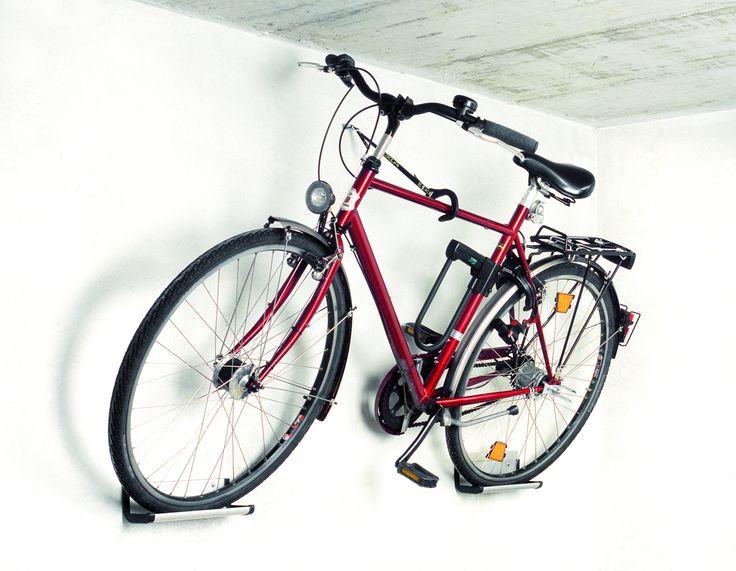 Chłodny Eckla stojak na rower uchwyt ścienny na rower - 7304383448 TH38