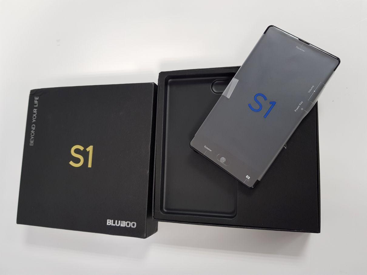 Bluboo s1 black sklep warszawa 750zł 7125150394