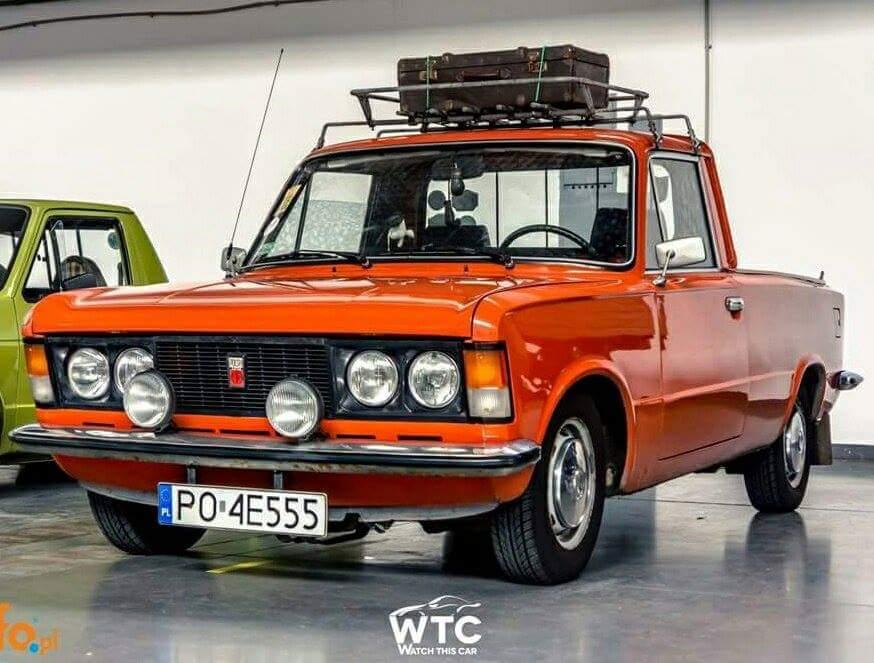 Świeże Zabytkowe Mitsubishi Fiat Używany w Oficjalnym Archiwum Allegro KI72