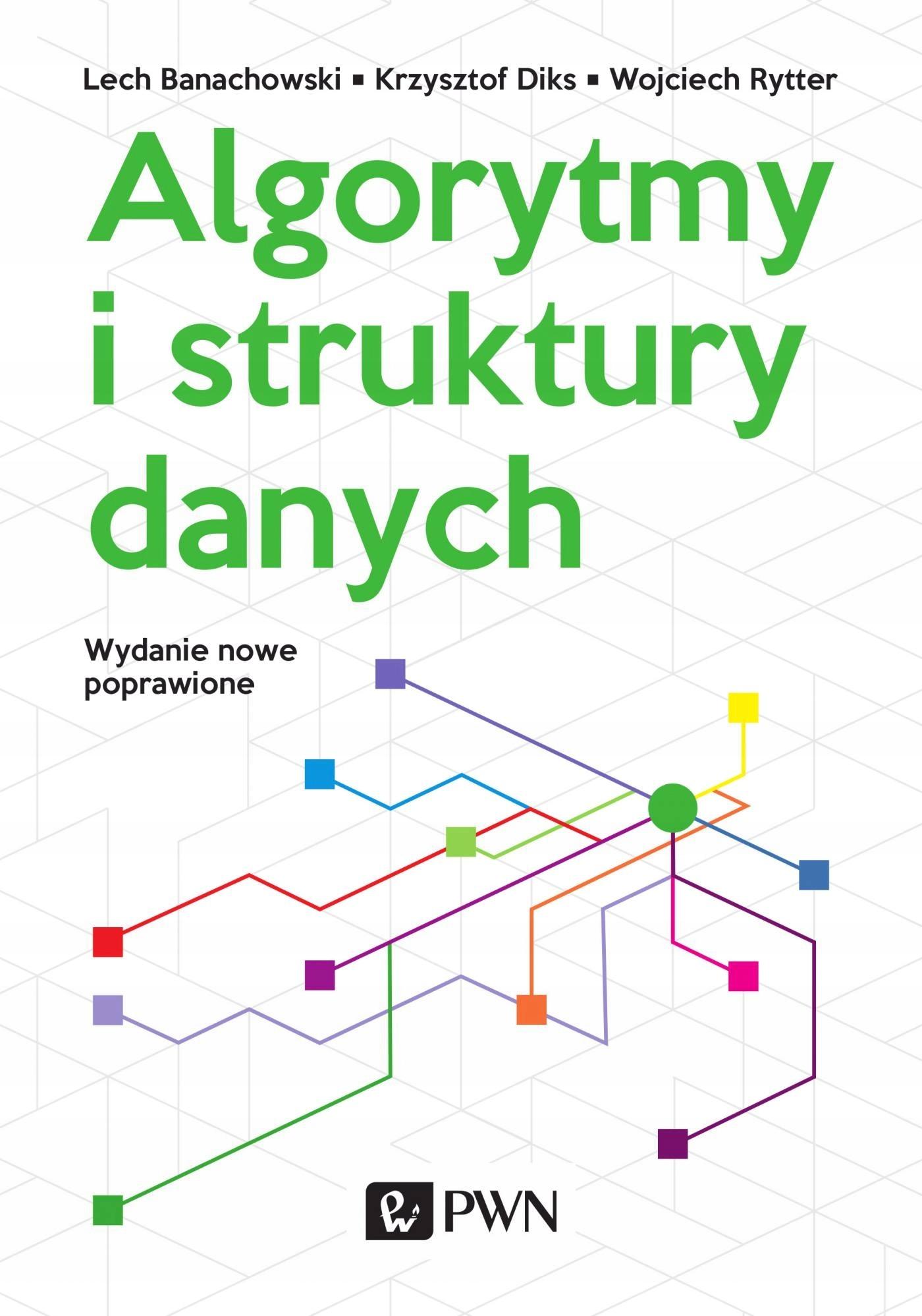 Algorytmy i struktury danych Wojciech Rytter