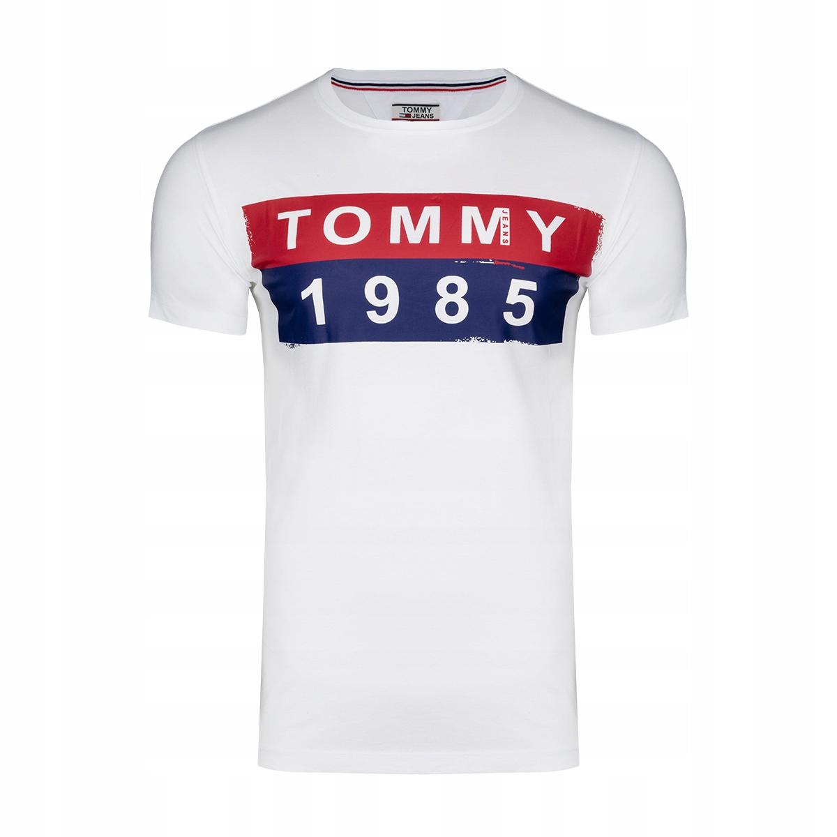 7f072ab31 TOMMY HILFIGER T SHIRT FRANK SHOP ORYGINALNY S % - 7363460929 ...