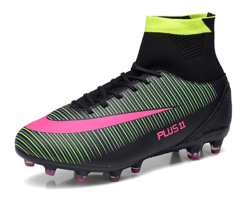 gorące nowe produkty wykwintny design atrakcyjna cena Buty piłkarskie korki ze skarpetą Plus11 BK r. 39 ...