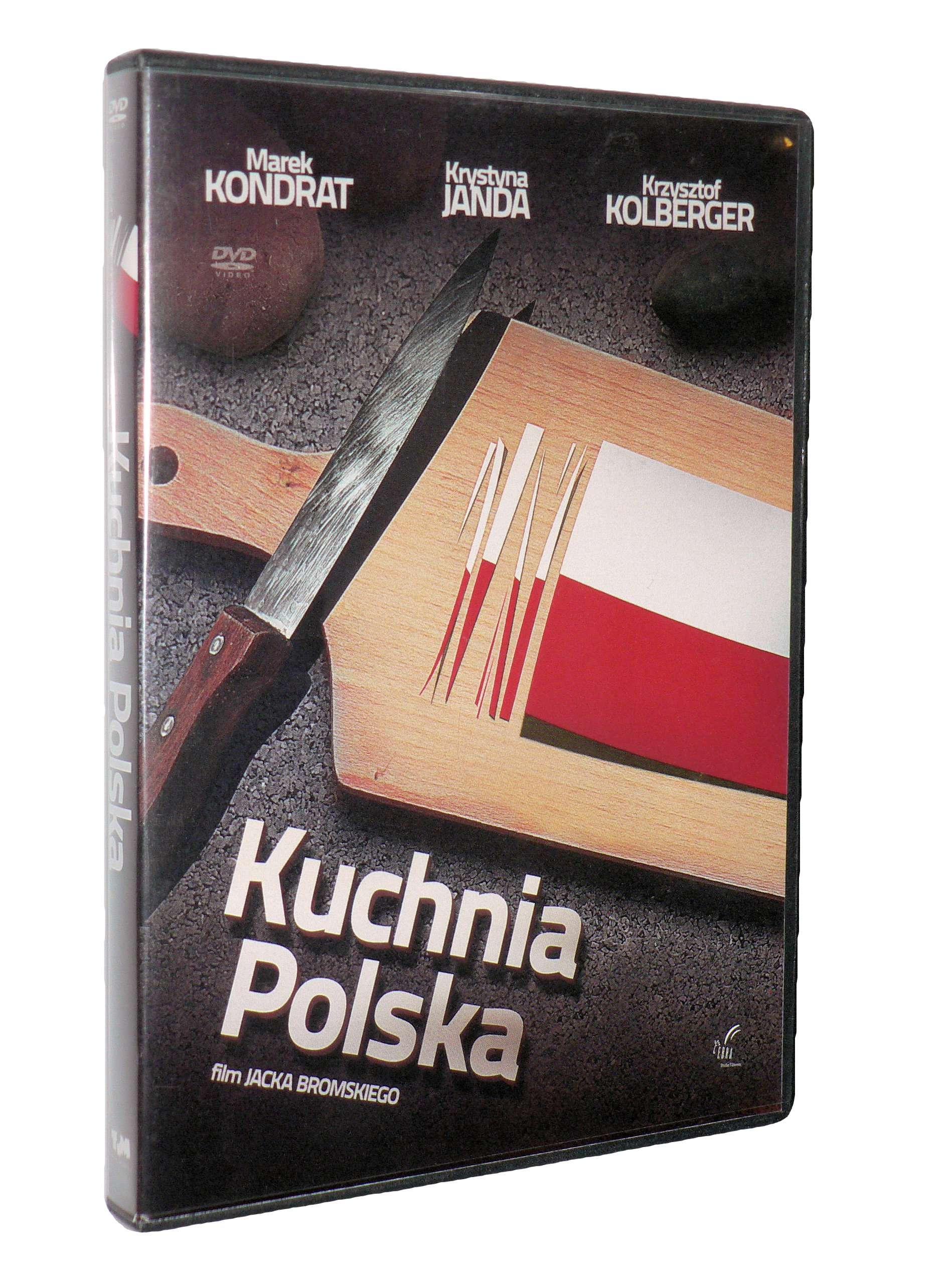 Dvd Kuchnia Polska 1991 Lniemczyk Mkondrat
