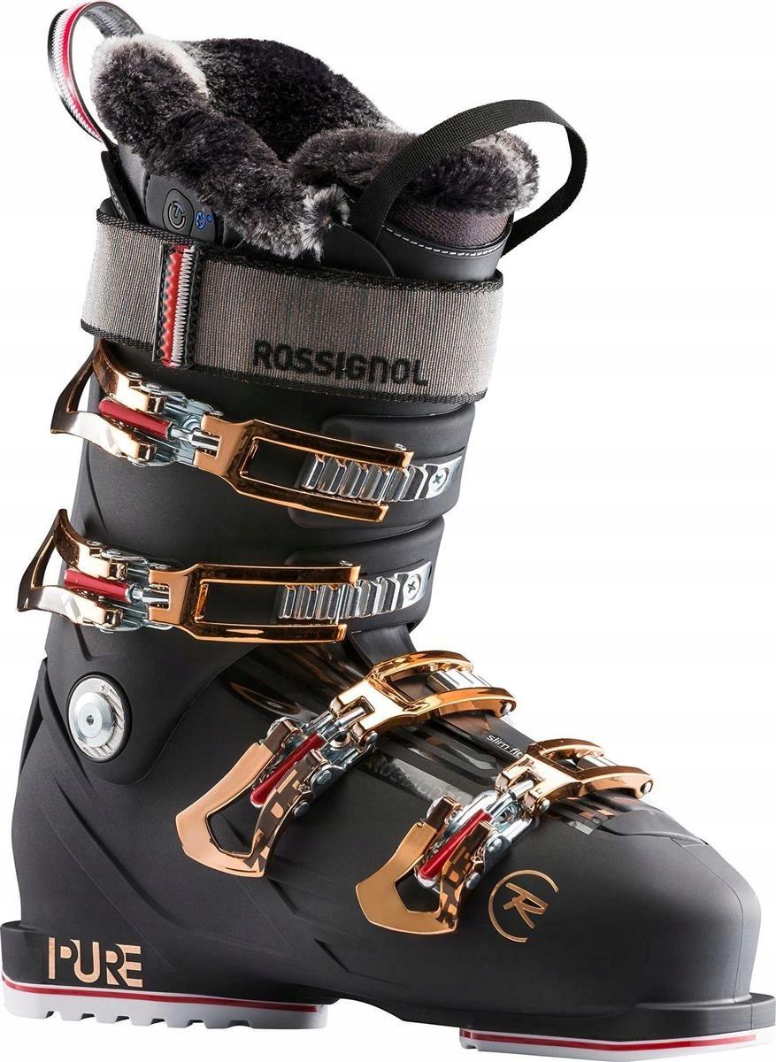 Buty narciarskie Rossignol Pure Pro Heat Czarny 22