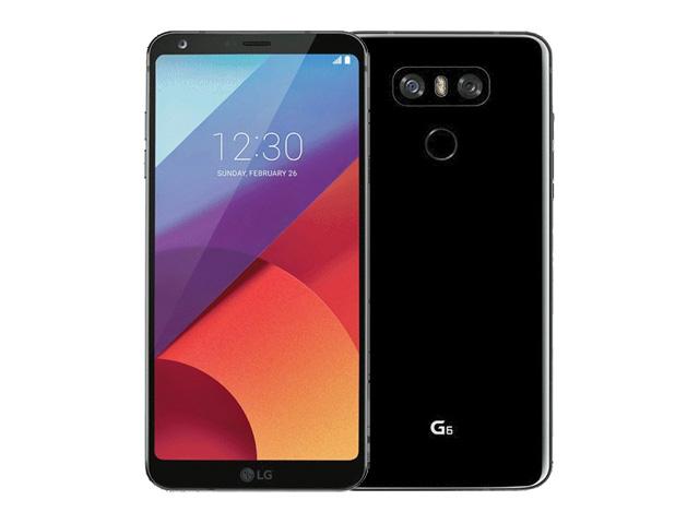 LG G6 Czarny KATOWICE Sklep GSM Kup za 1189zł !