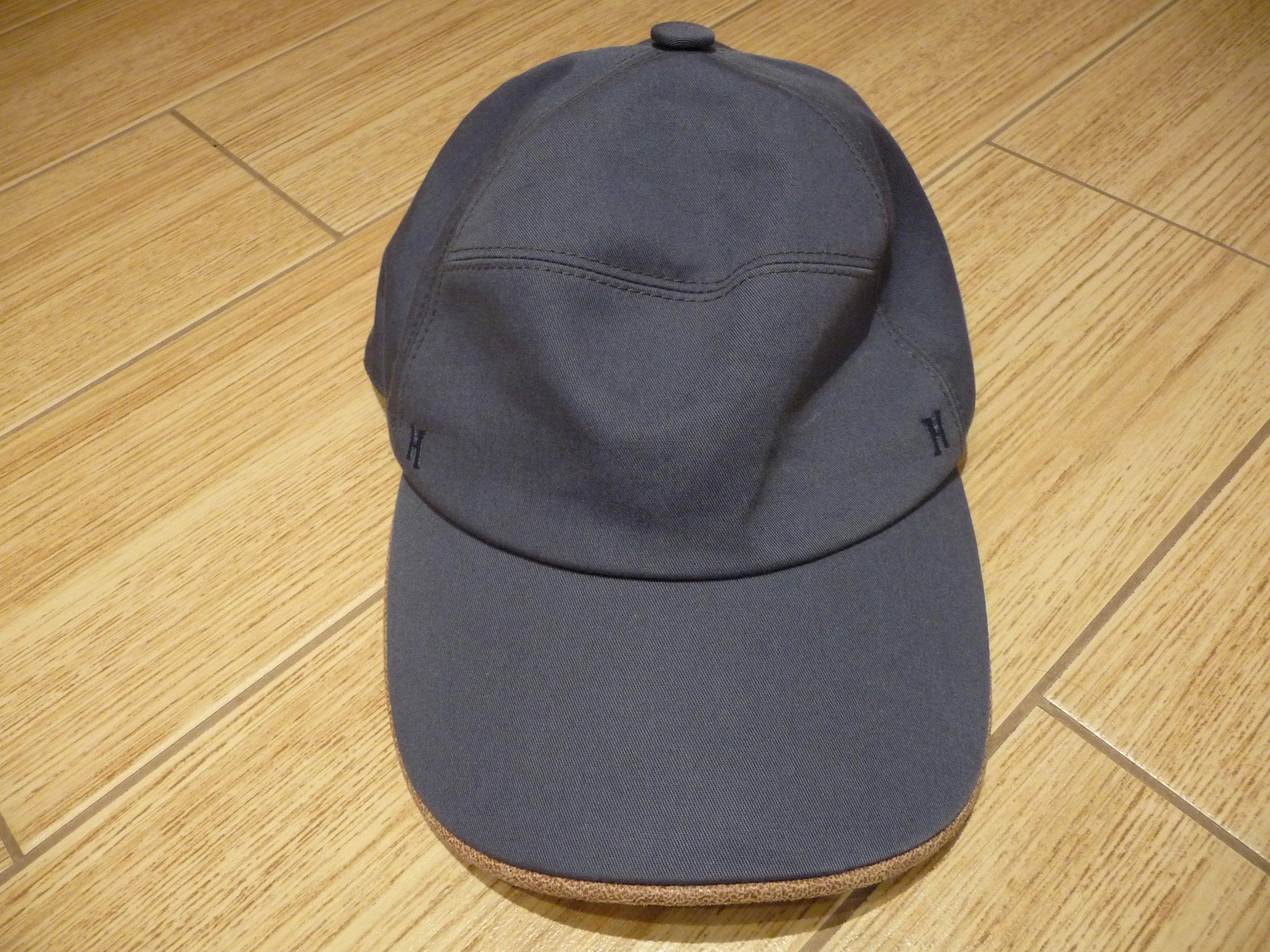 17275da9c98f6 HERMES - czapka bejsbolówka 2 - 7398824887 - oficjalne archiwum allegro