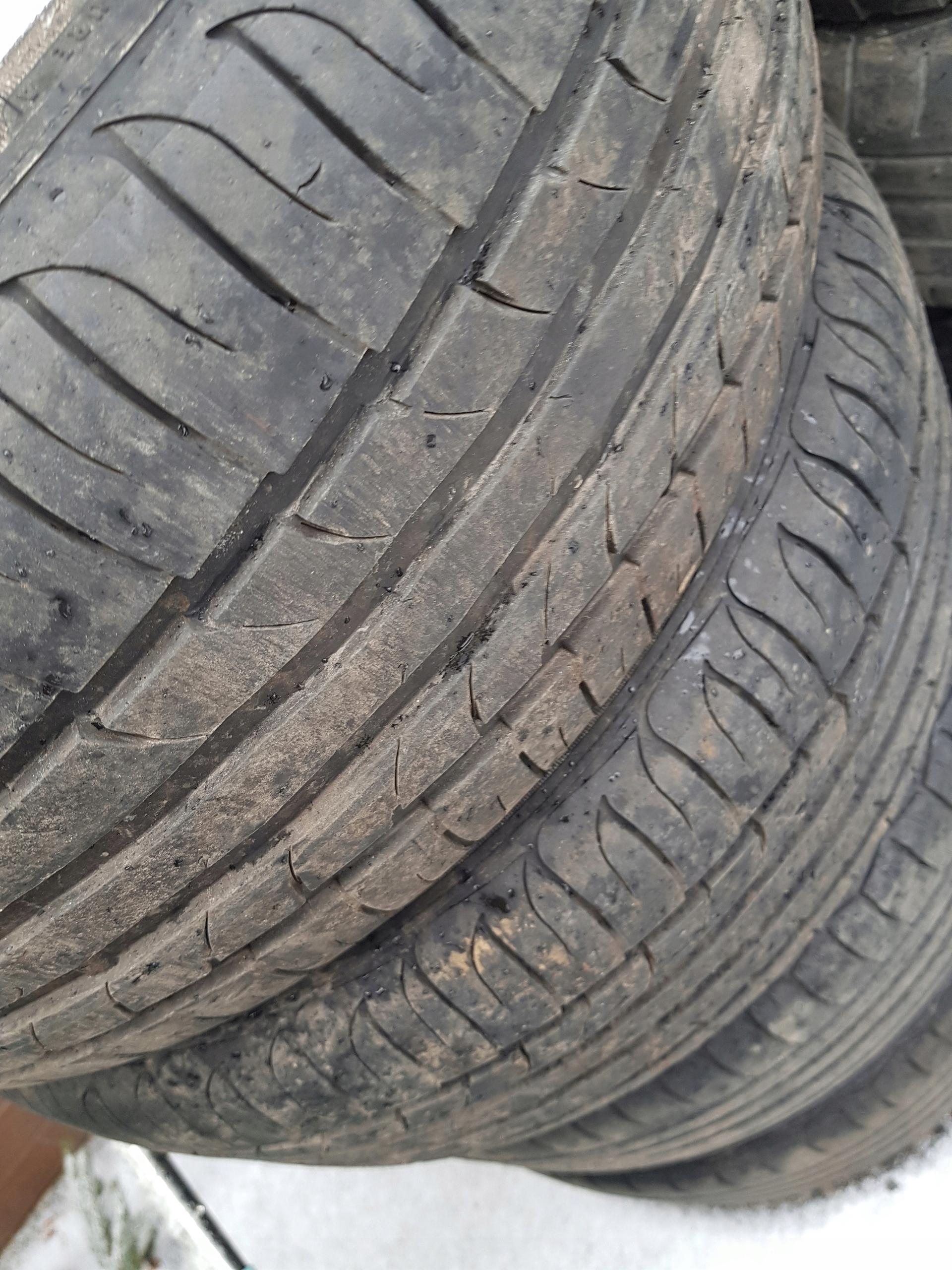 Opony Zimowe 20555r16 Letnie