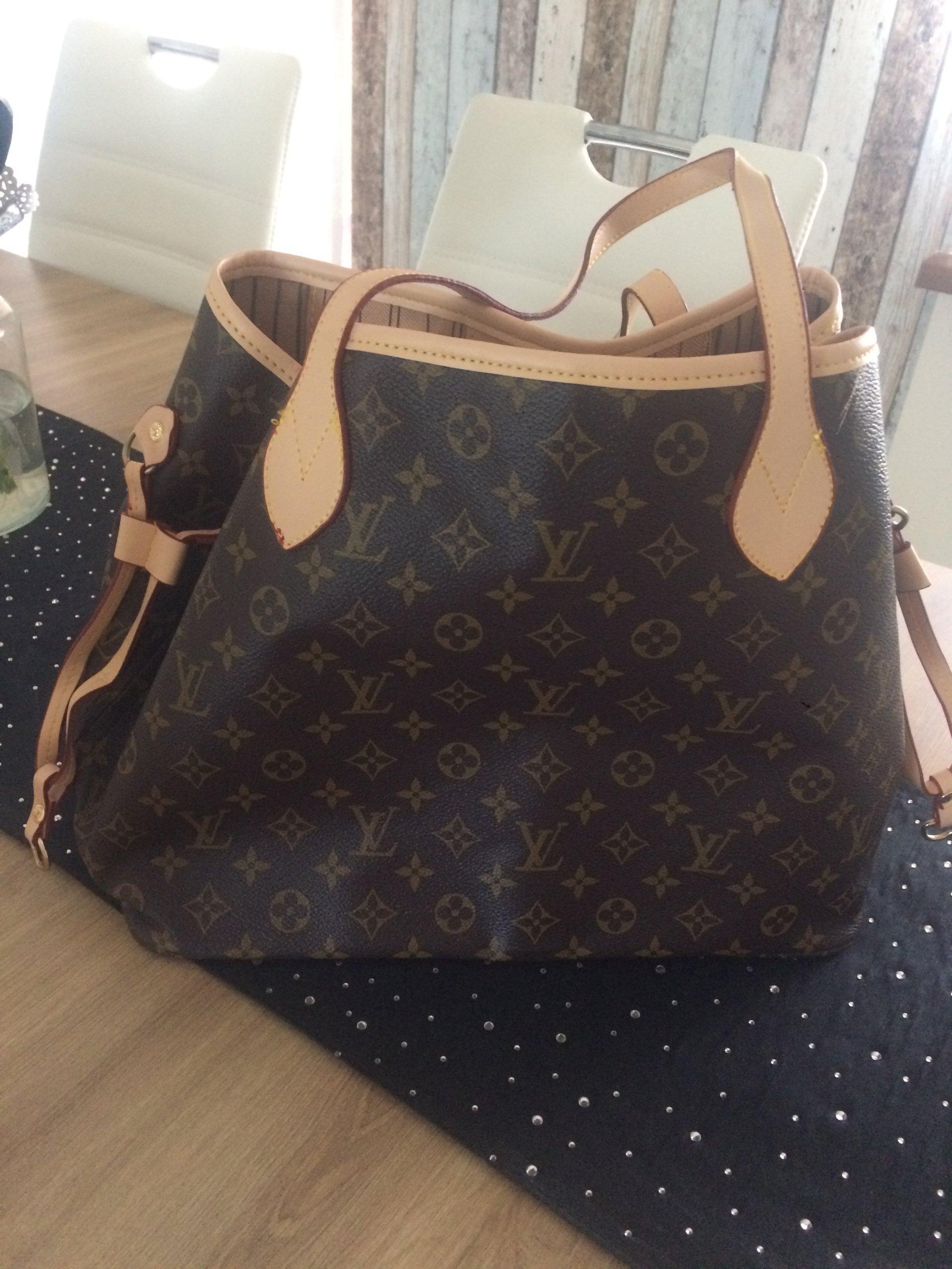 b31ed24895c6f Torebka Neverfull MM Louis Vuitton nowa - 7363315492 - oficjalne ...