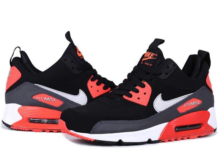 BUTY NIKE AIR MAX black red r.46 30 cm Z PL 24h 7205822981