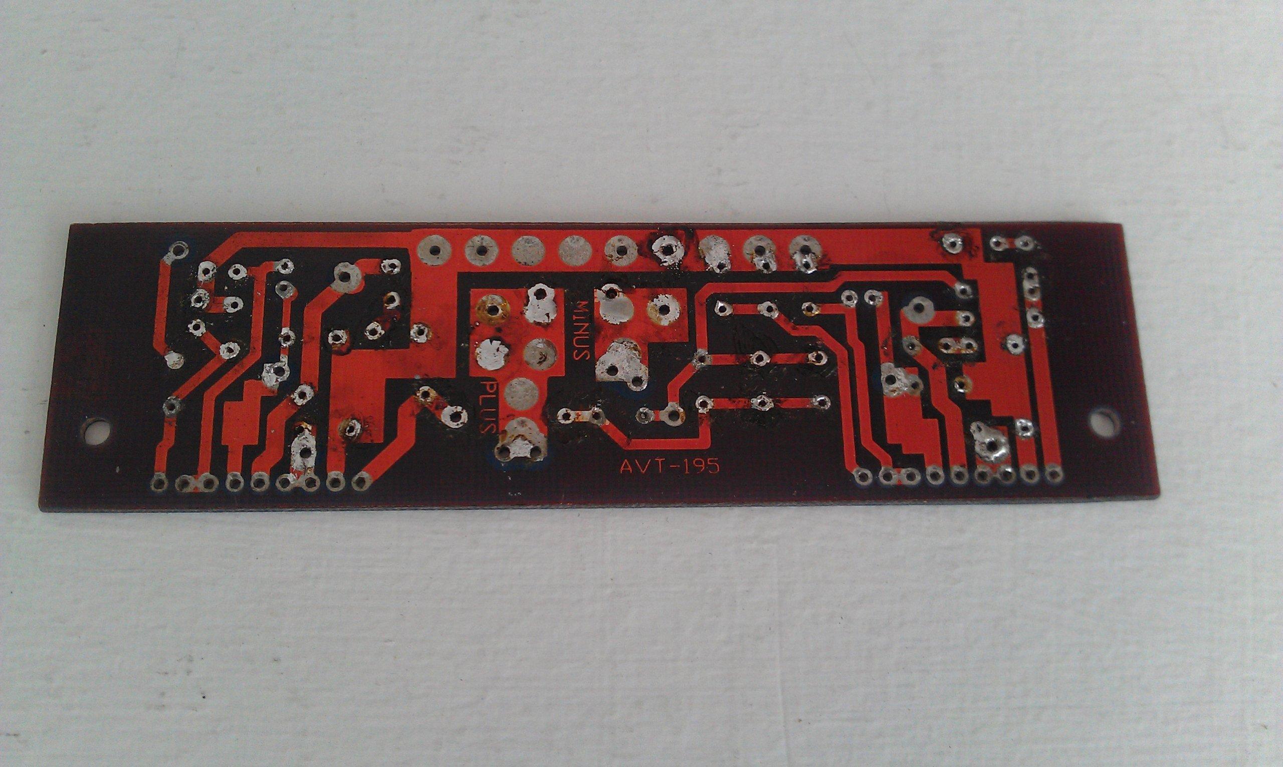 Diy Kocwka Mocy 2x100w Tda 1514a Kit Avt 195 7106780269 50w Audio Amplifier With Tda1514a