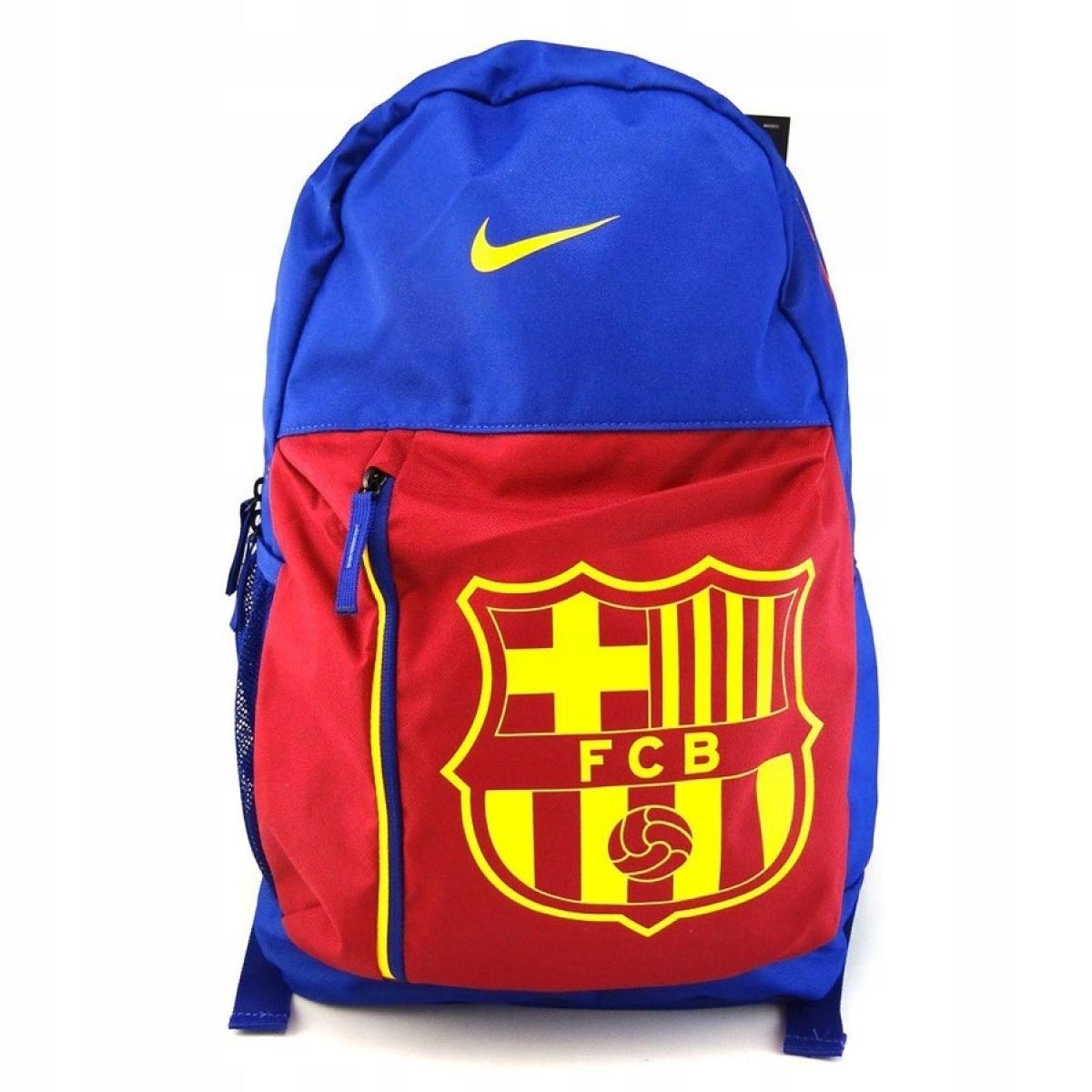 a2952ace1c6d8 Plecak Nike Y NK Stadium FCB BKPK BA5524-455 - 7517922936 ...