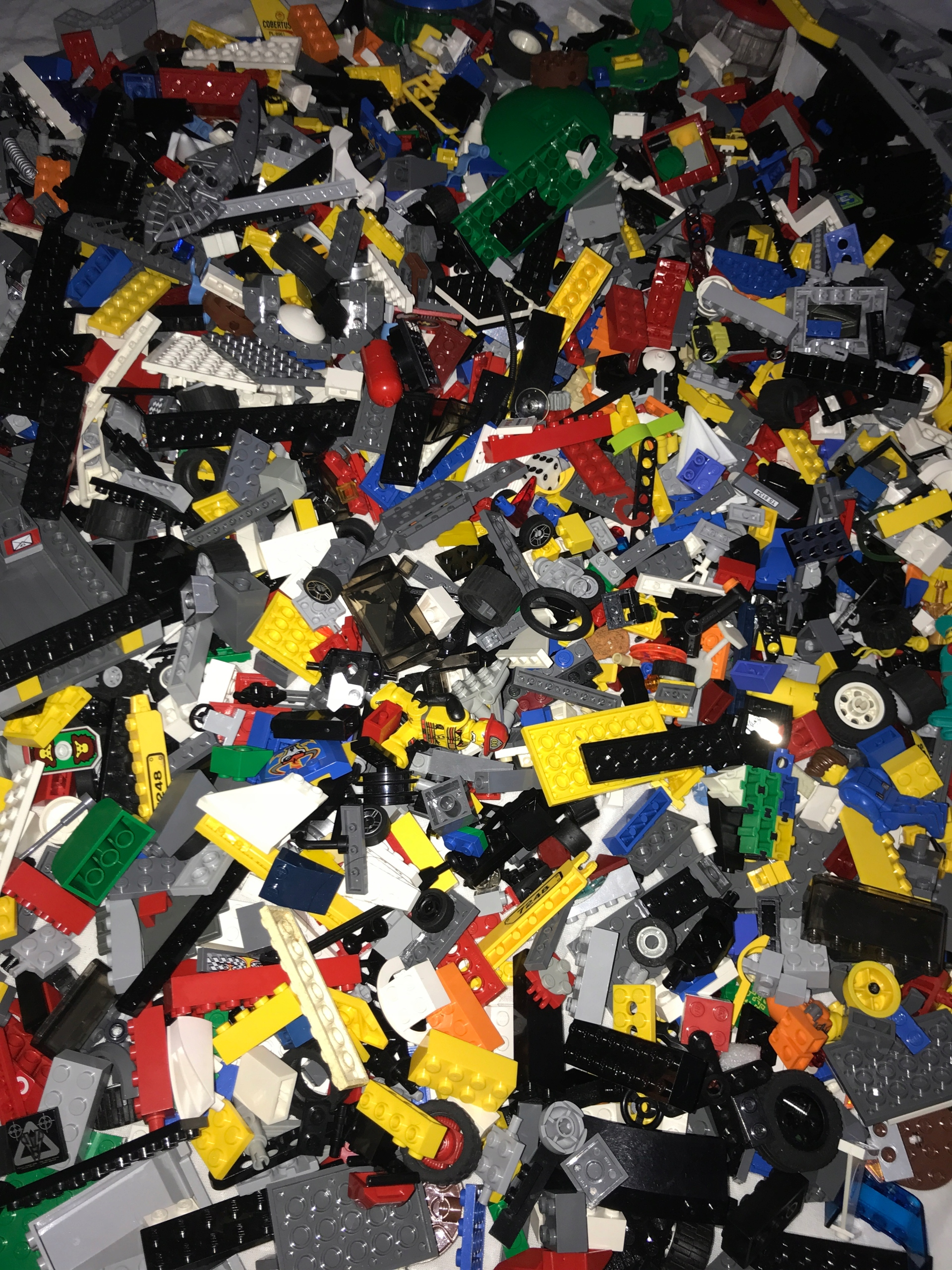 Klocki Lego Mix 75 Kg Instrukcje Samochody 7674933603