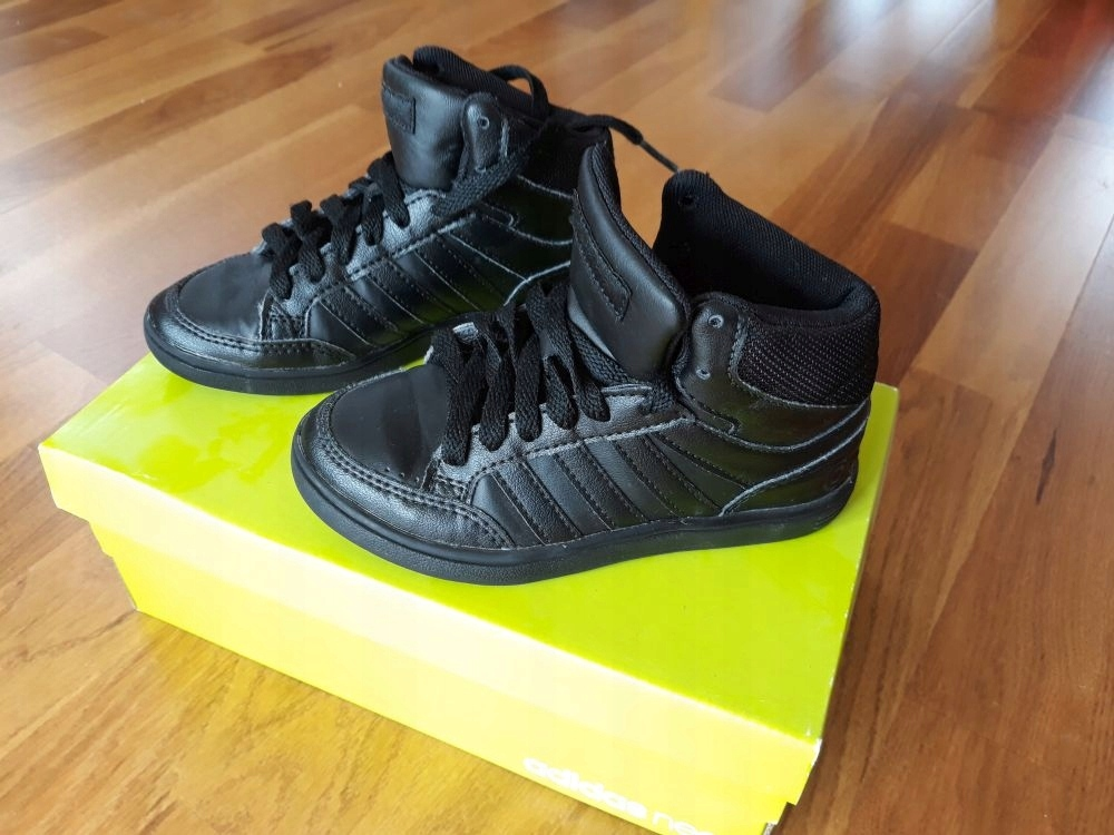 677ab189e1a8e Buty dziecięce Adidas Neo rozmiar 28 - 7547866365 - oficjalne ...