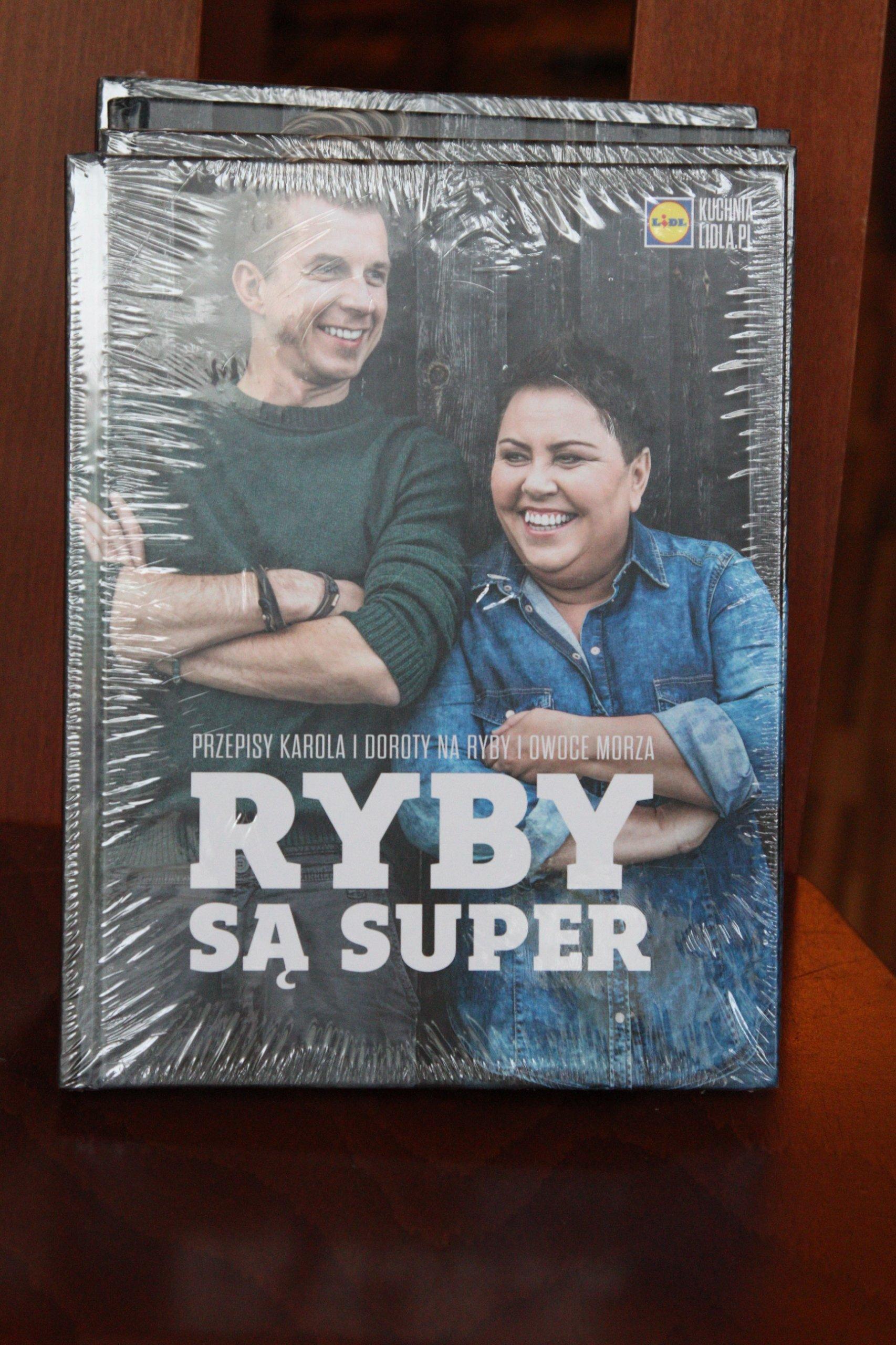 Ryby Sa Super Przepisy Karola Okrasy Kuchnia Lidl 6990773833