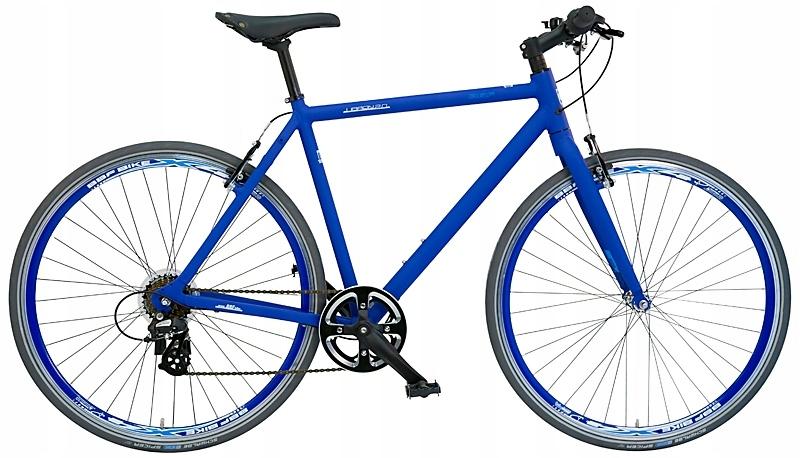 Rowery trekkingowe BBF Urban 2.0 Niebieski 53