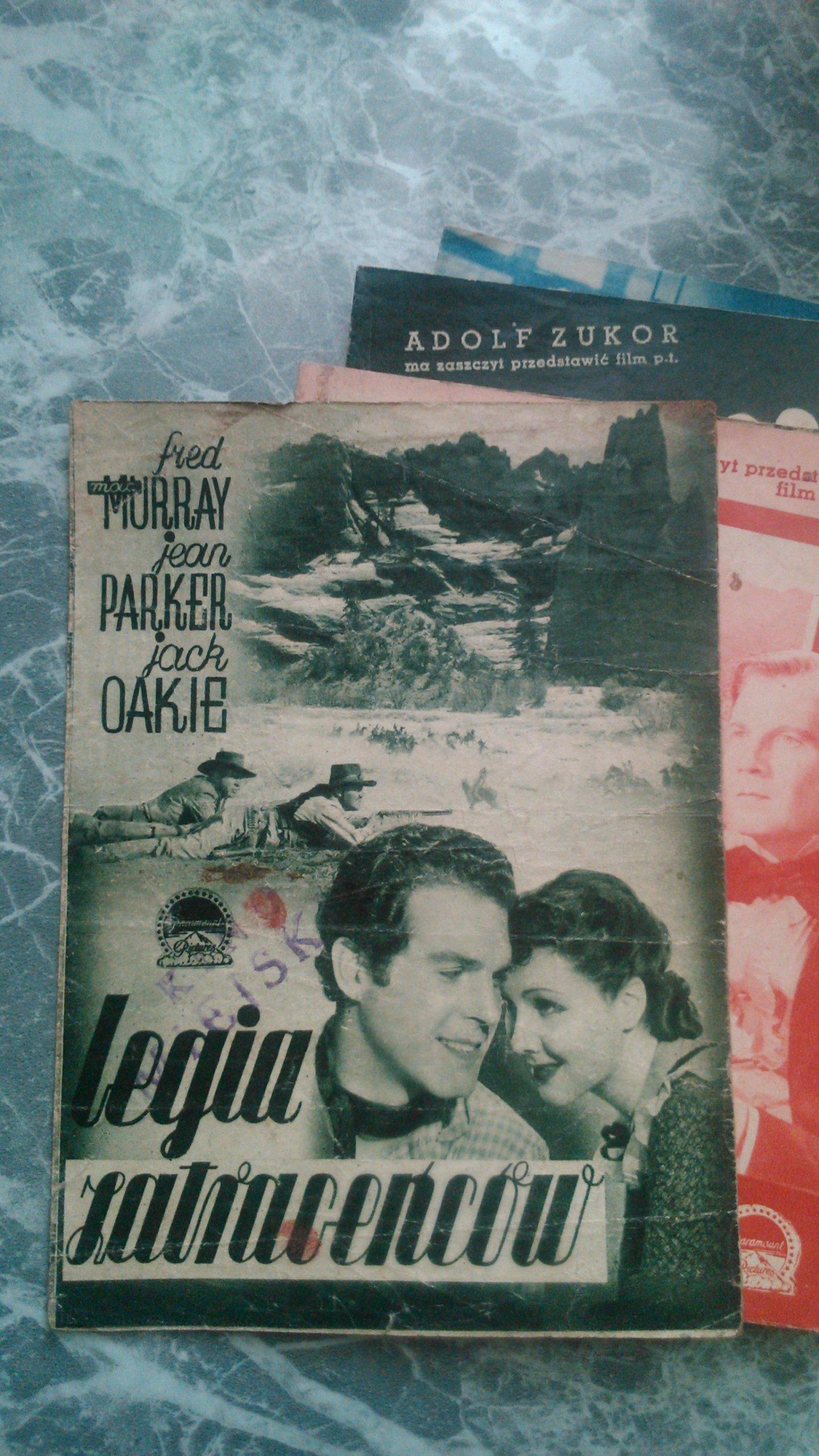 Ulotki Filmowe Ulotka Filmowa Stere Plakaty W Xx