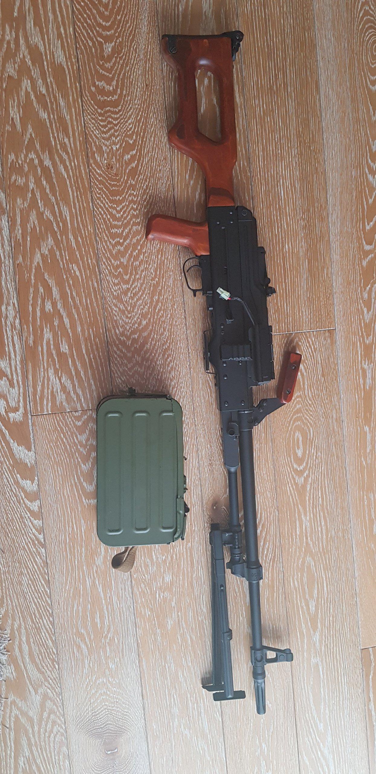 ASG PKM 460FPS