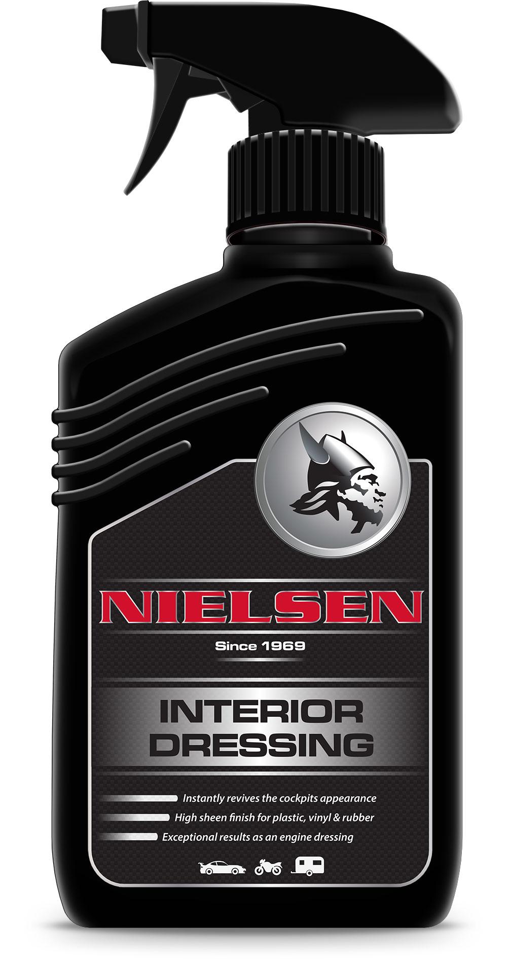 Nielsen RETAIL RANGE Interior Dressing mleczko