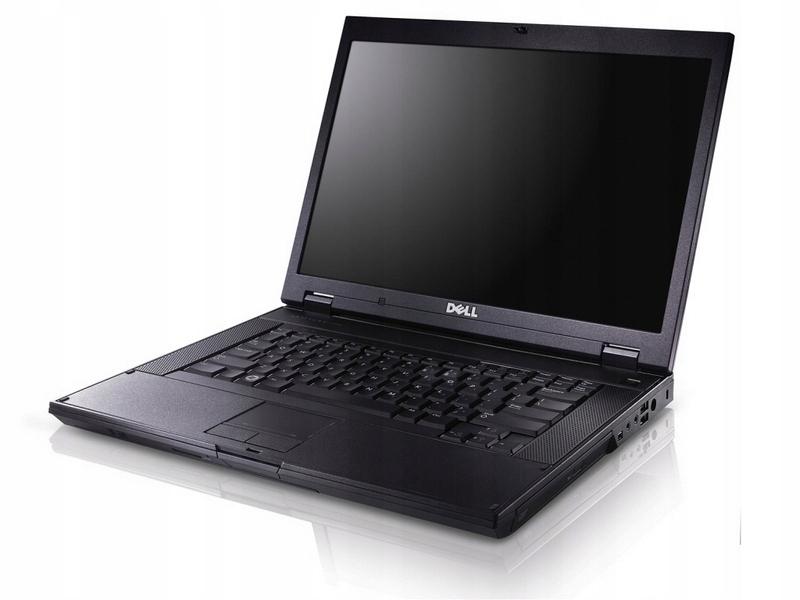 dell e6500 2x2,4ghz3 gb 250 hdd windows 7