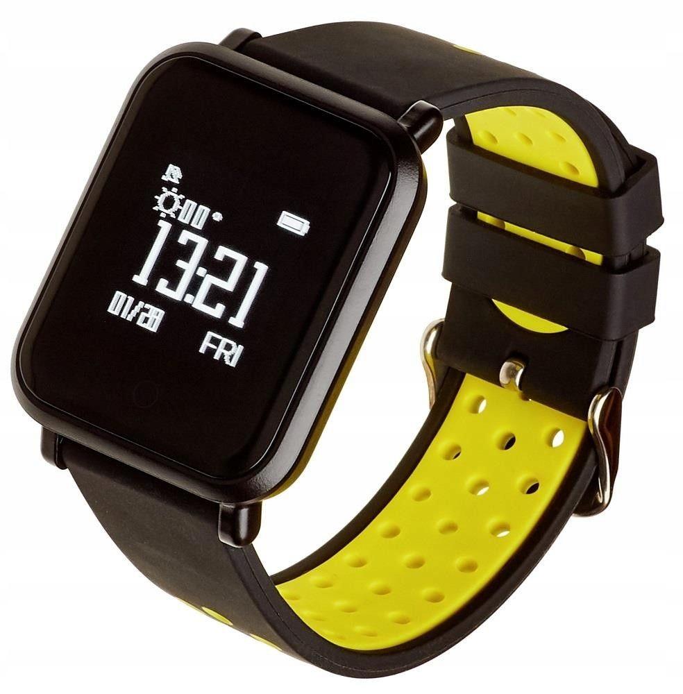 Smartwatch, Zegarek Sportowy Garett Sport 17