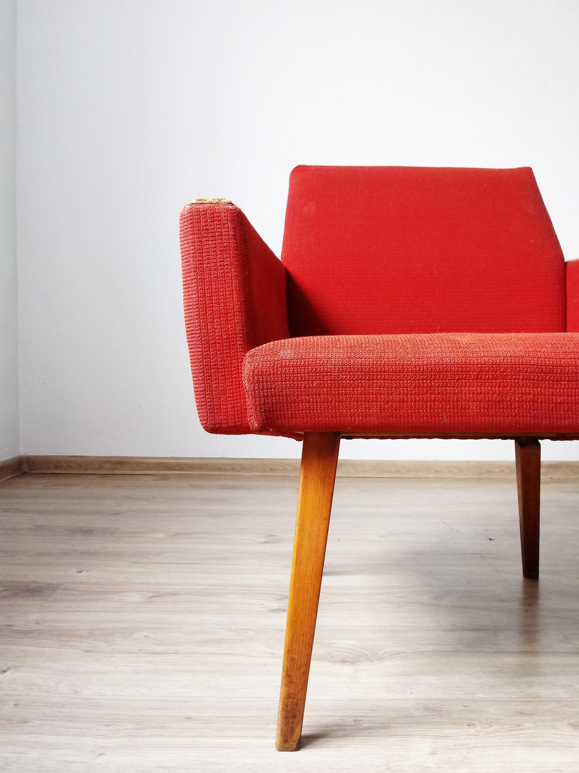 Retro Fotele Lata 60 Czasy Prl 7265200877 Oficjalne