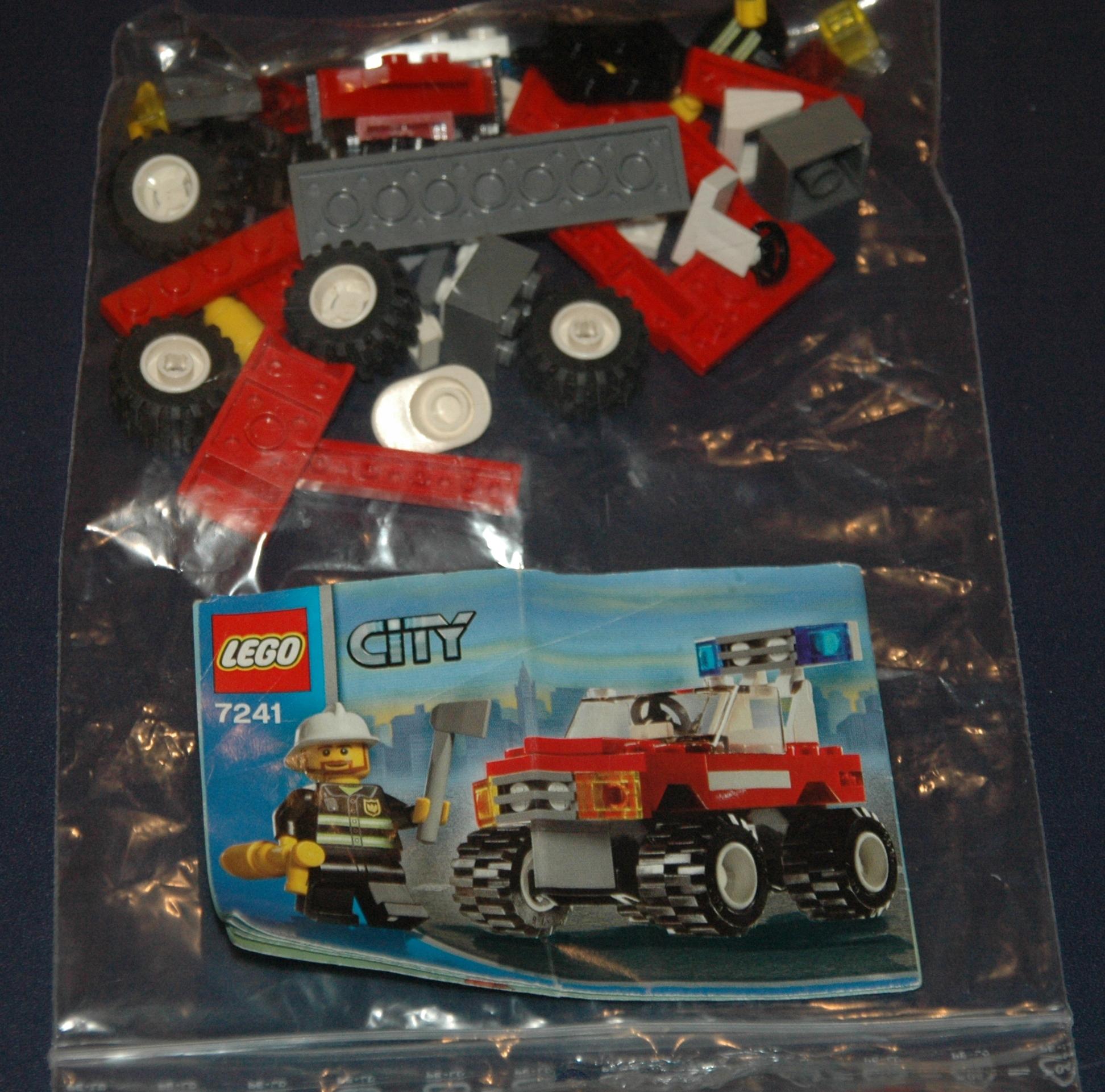 Lego City 7241 Straż Pożarna Gratis 7719544960 Oficjalne