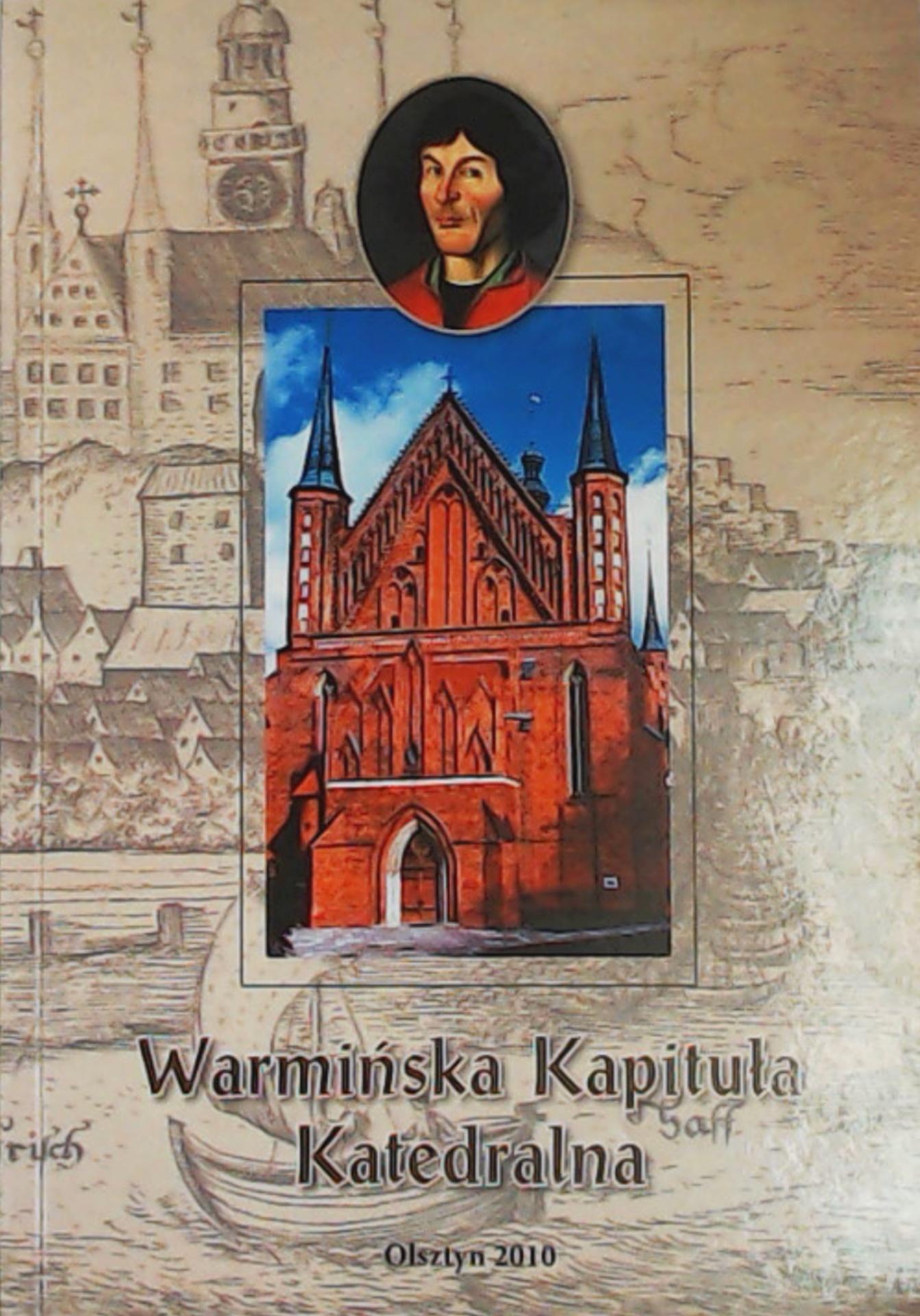 Warmińska Kapituła Katedralna Kopiczko Autograf Wa