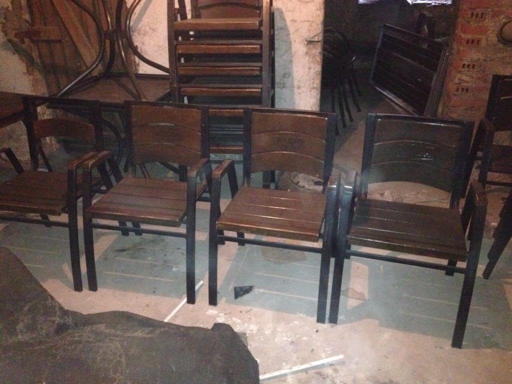 Modernistyczne Ogródek piwny meble krzesła ogrodowe - 7291678688 - oficjalne SA34