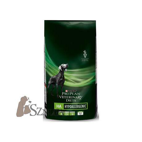 PURINA DOG VET DIETS HA - HYPOALLERGENIC - 11KG