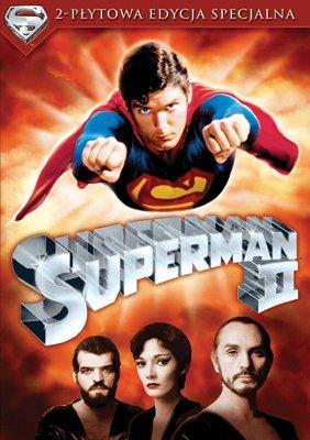 Superman II edycja specjalna DVD