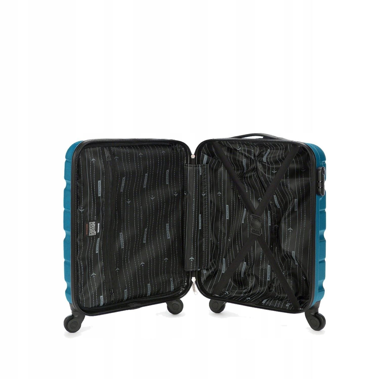 5f5f6812cc76a 50% Mała walizka twarda ABS Wittchen 56-3A-361 - 7371618011 ...