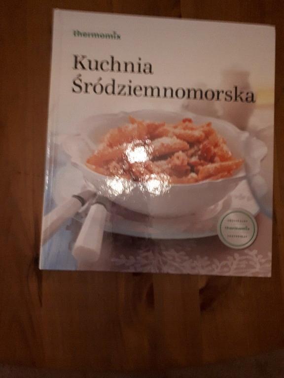 Kuchnia śródziemnomorska Thermomix Tm 31
