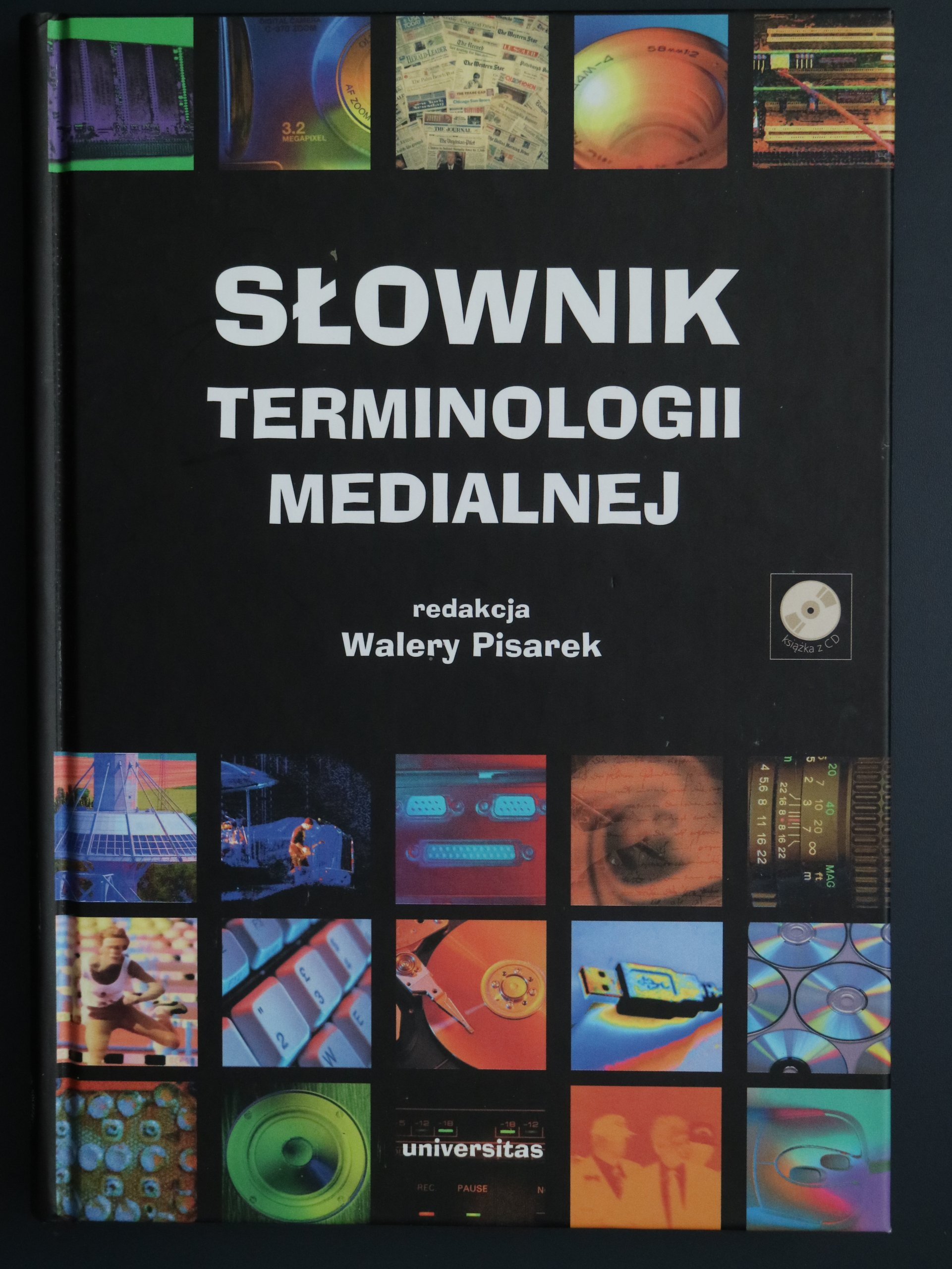 dobry aliexpress amazonka SŁOWNIK TERMINOLOGII MEDIALNEJ - 7336545222 - oficjalne ...