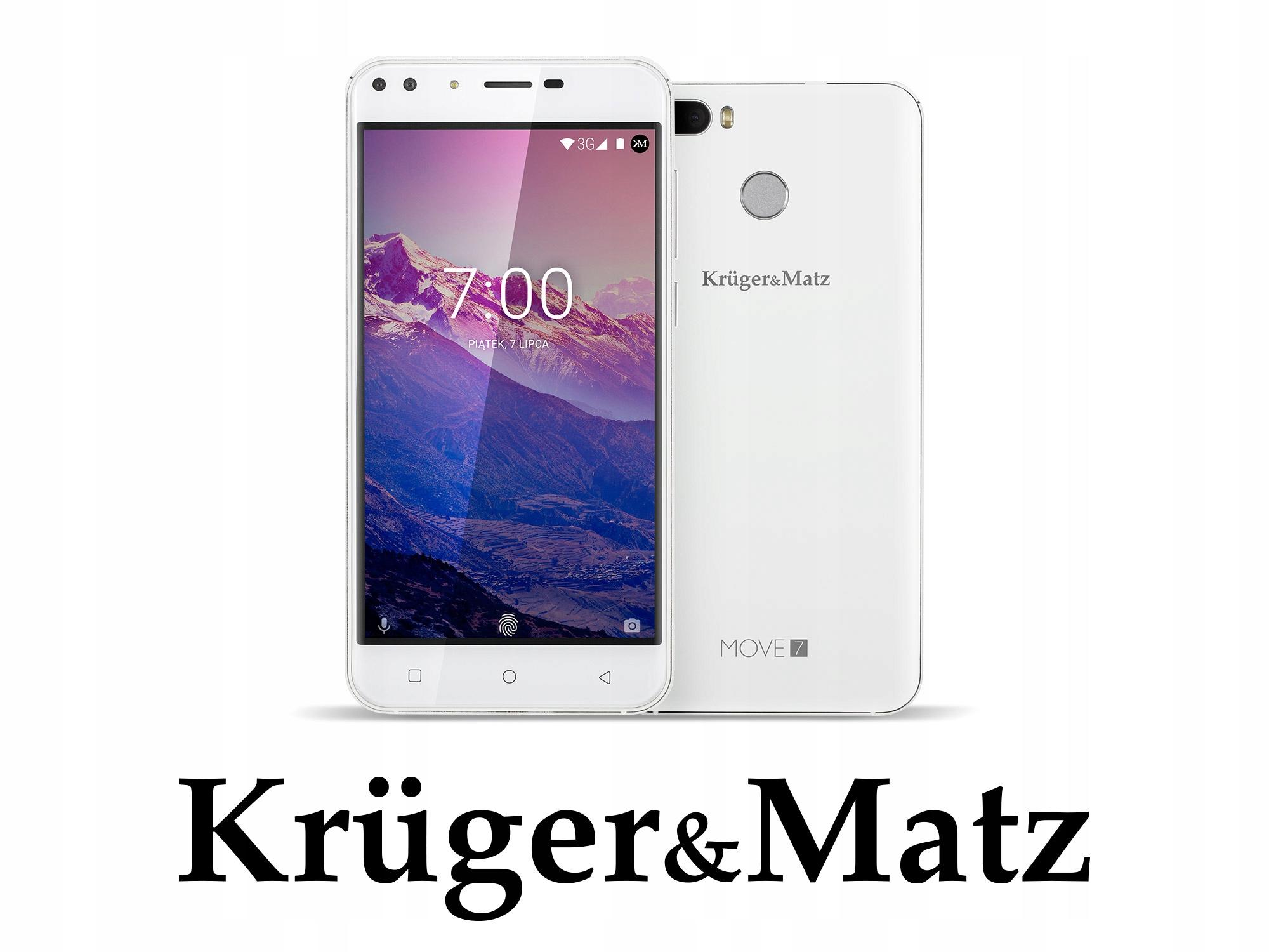 Smartfon Kruger&Matz MOVE 7 Dual Camera KOLORY