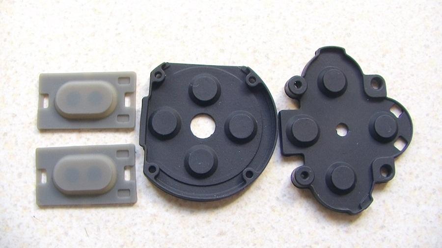 Gumki przycisków komplet PSP1000 !!NOWE!!