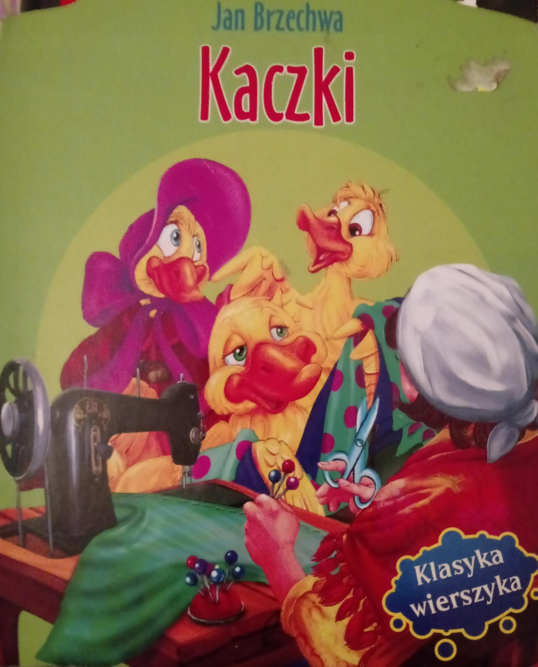 Kaczki - Jan Brzechwa