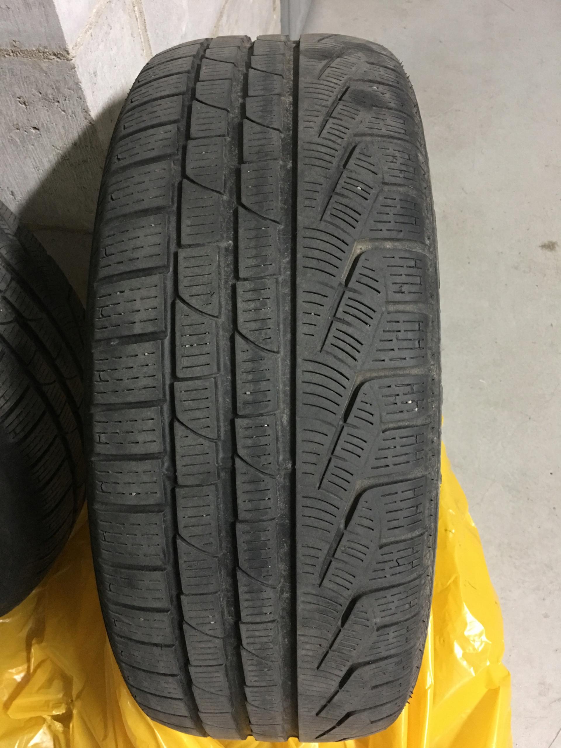 Opony Zimowe Pirelli 22545 R18 95 V Run Flat Bmw 7619259142