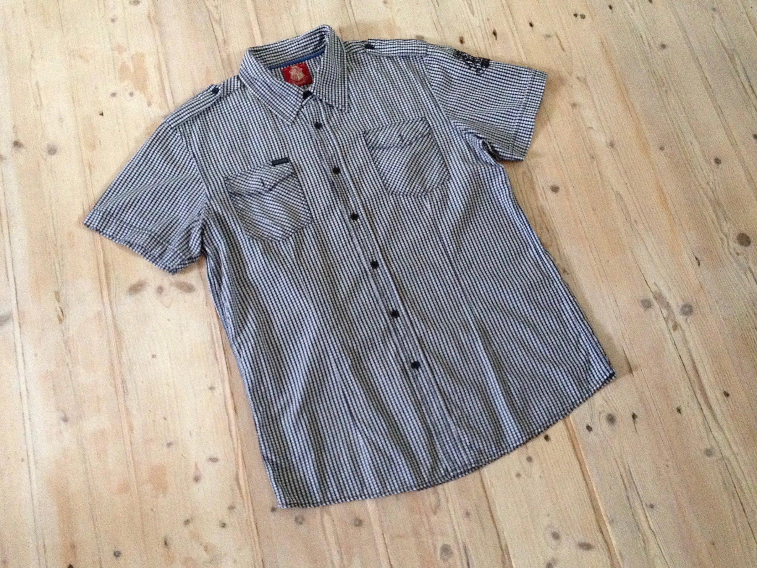 Koszula kratka = Diverse = XL 7124940163 oficjalne  97OVO