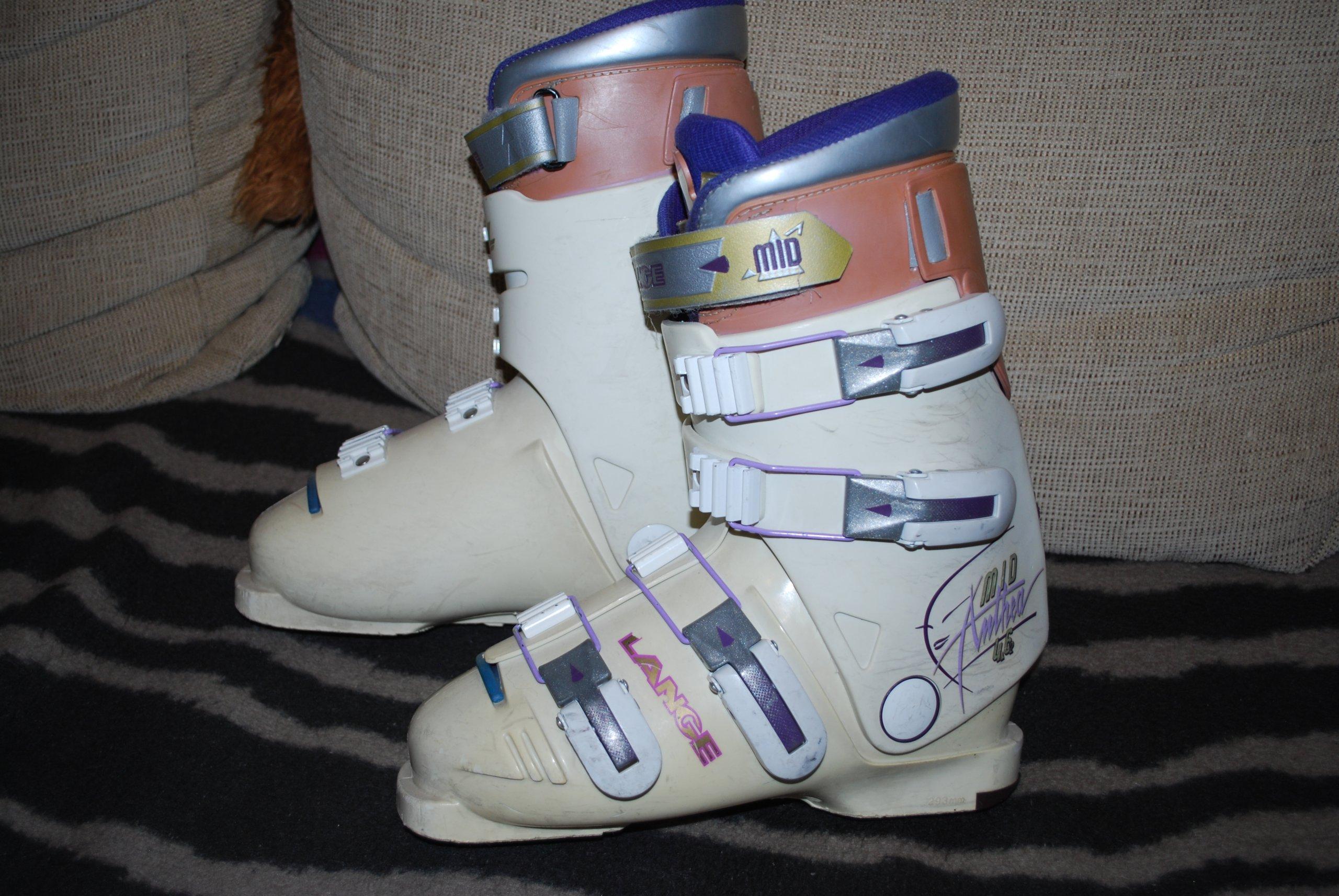 Buty narciarskie używane TANIO made in ITALY