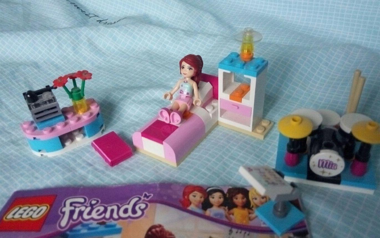 Klocki Lego Friends Pokój Muzyczny Mii 3939 7675809110 Oficjalne