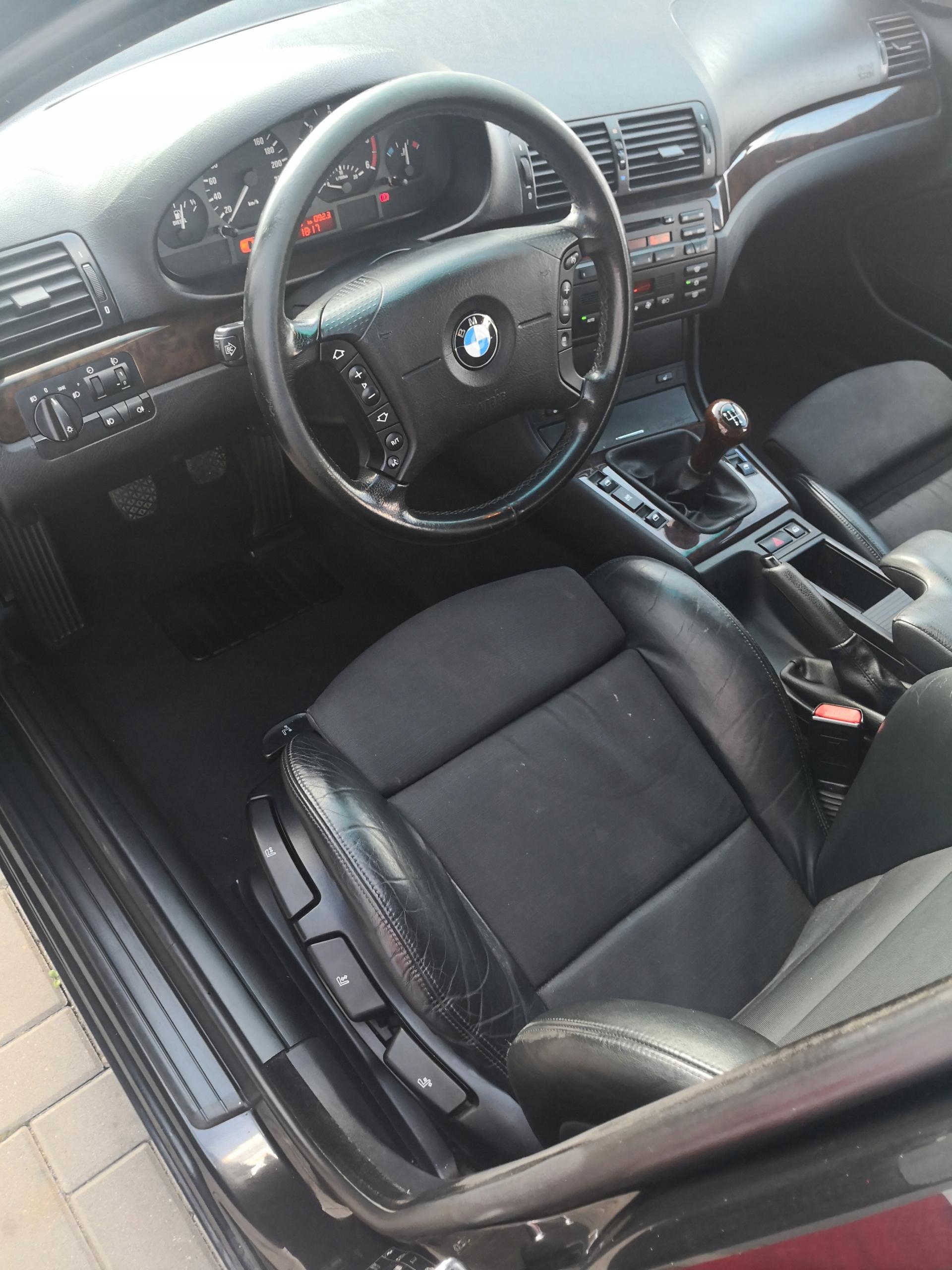 BMW E46 Lift 2 0D 150 KM do negocjacji oficjalne