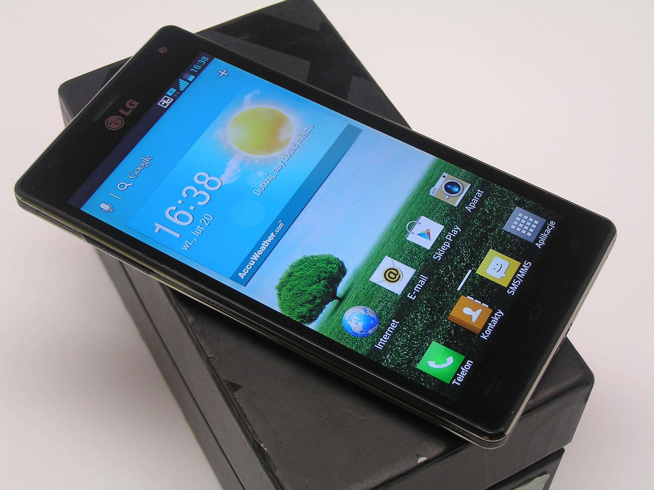 ZADBANY LG 4X HD 8MPX 16GB BEZ SIMLOCKA GW24 FV