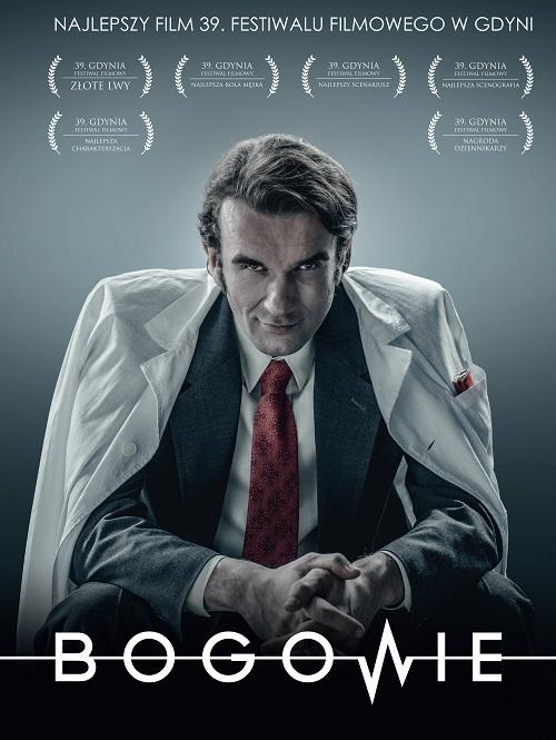 BOGOWIE Film DVD+Książka T.Kot w roli prof. Religa
