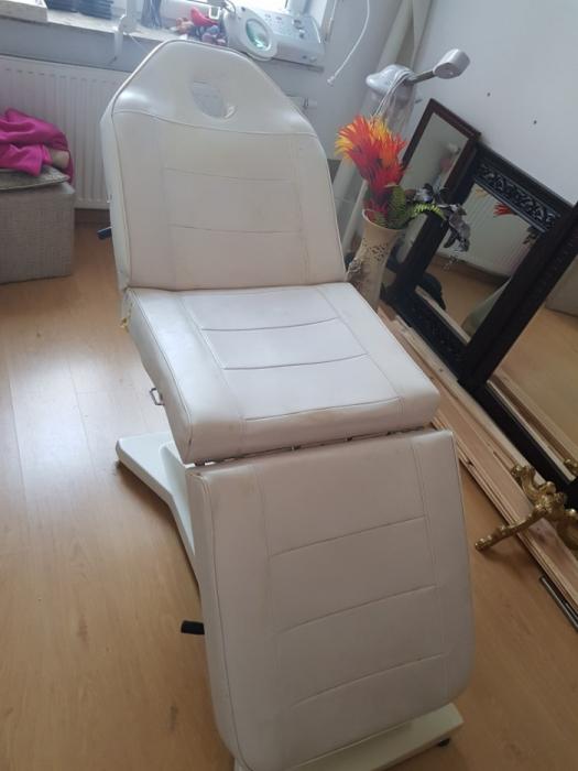 łóżko Kosmetyczne Fotel Kosmetyczny Leżanka Pilot