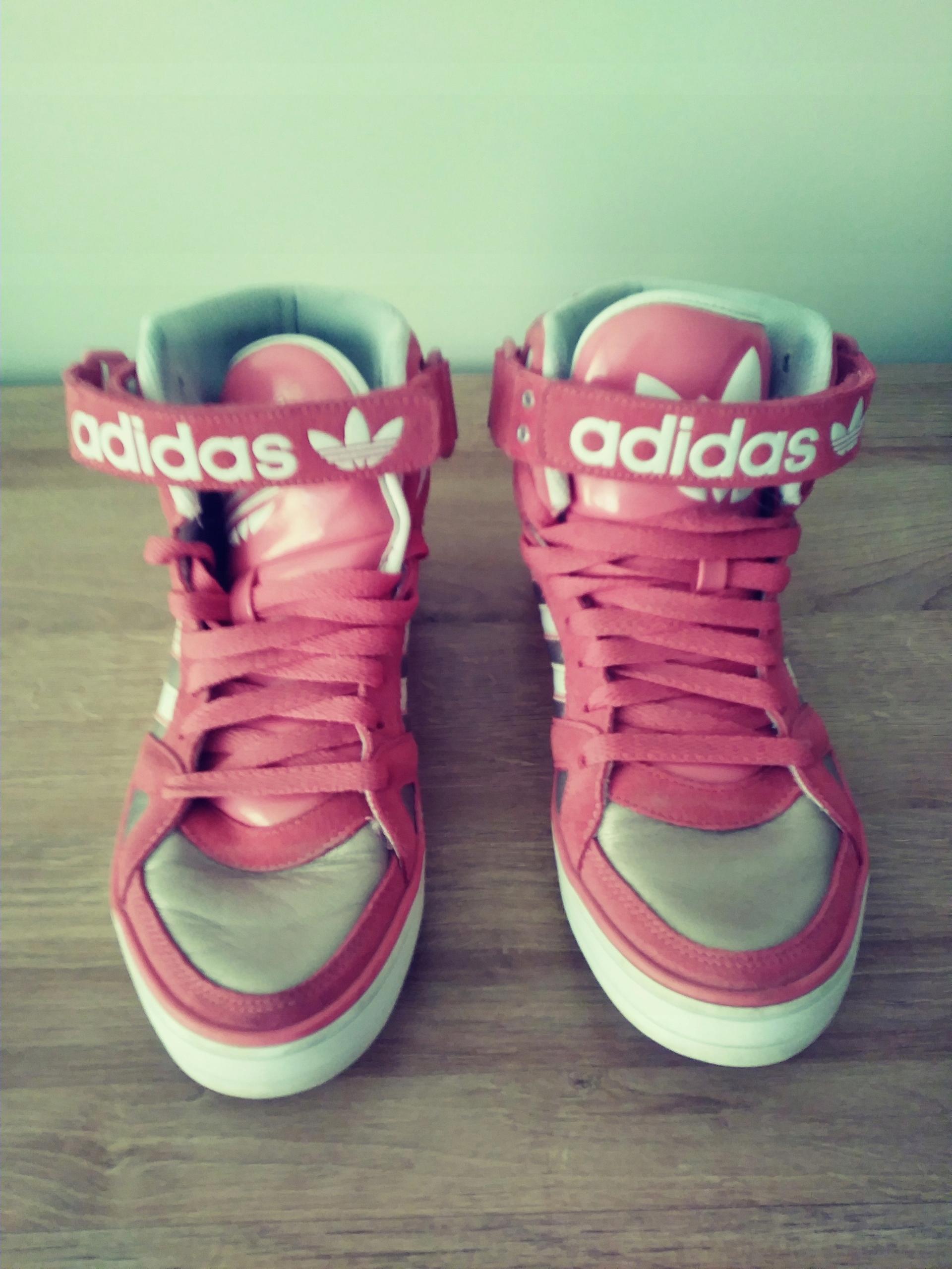 Buty damskie adidas 38 buty za kostkę 7515375750